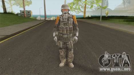 Spec Ops: The Line - Elite Heavy para GTA San Andreas