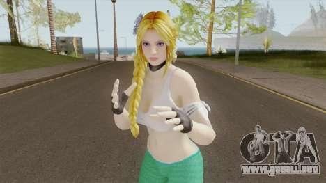 Helena DOASLR para GTA San Andreas