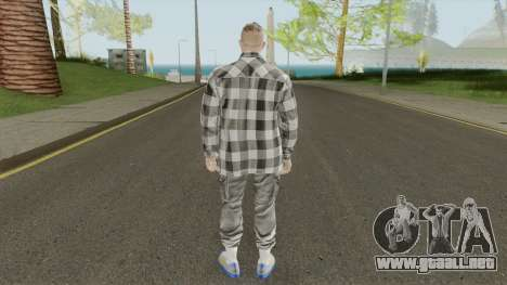 GTA Online Skin Male 1 para GTA San Andreas