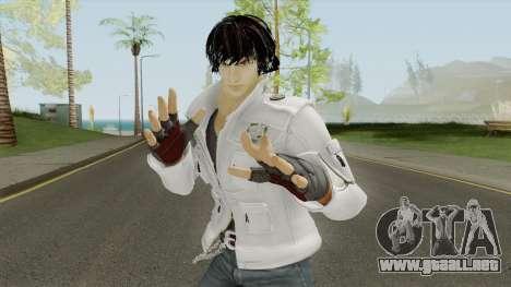 Kyo Kusanagi KOF XIV Custom para GTA San Andreas