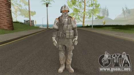 Elite 02 The Zulu Squad (Spec Ops: The Line) para GTA San Andreas