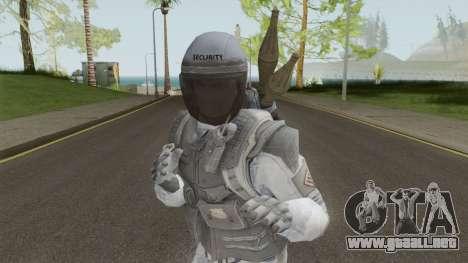 Grenade Thrower (Warface) para GTA San Andreas