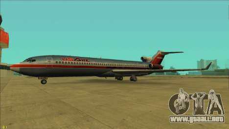 Boeing 727-200 USAir para GTA San Andreas