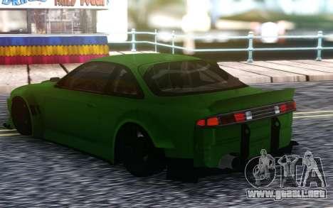 Nissan 200SX S14 Custom Wide para GTA San Andreas