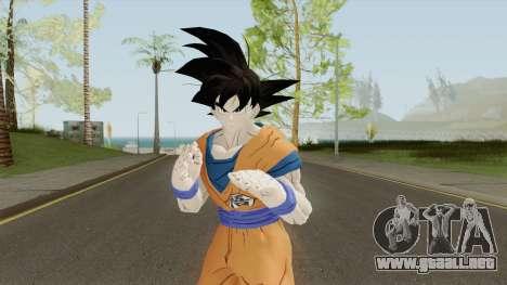 Goku para GTA San Andreas