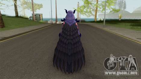 Raven Legendary Form DC Legends para GTA San Andreas