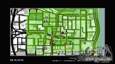 Sonic Wall Mod para GTA San Andreas