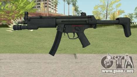 MP5 HQ para GTA San Andreas