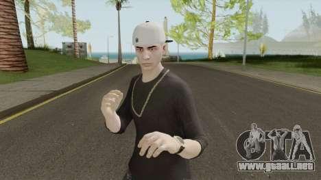 McDavo Style GTA Online para GTA San Andreas
