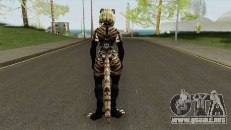 Chiala (Unreal Tournament 3 Cat) para GTA San Andreas