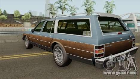 Chevrolet Caprice Classic Estate (1987-1989) para GTA San Andreas