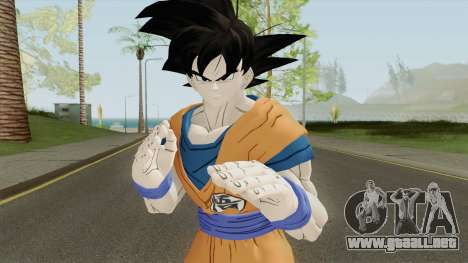 Goku V2 para GTA San Andreas