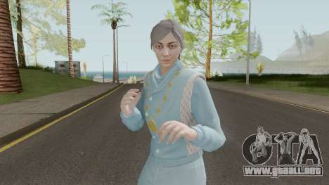 GTA Online: Arena Wars - The Epsilon para GTA San Andreas