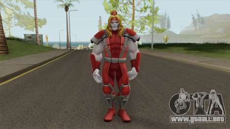 Omega Red from Contest of Champions para GTA San Andreas