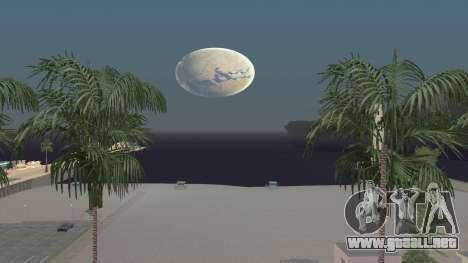 Ratchet And Clank PS4 Planet Veldin Moon para GTA San Andreas
