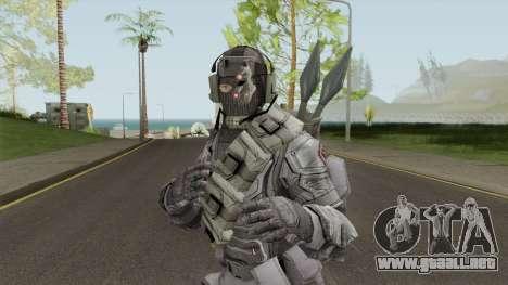 Grenade Thrower (PvE) From Warface para GTA San Andreas