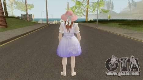 Kasumi Dress V1 para GTA San Andreas