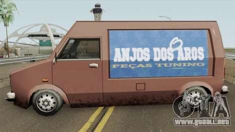 Rumpo Sedex and Others TCGTABR para GTA San Andreas