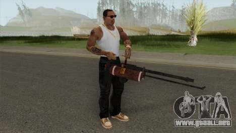 GTA Online (Arena War) Extra Flame para GTA San Andreas