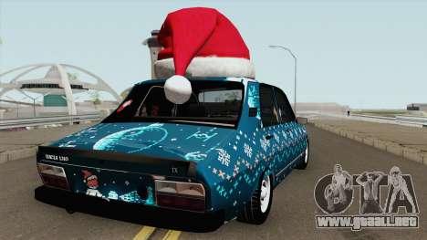 Dacia 1310 CN3 Christmas Edition para GTA San Andreas