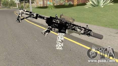Assault Rifle GTA V para GTA San Andreas