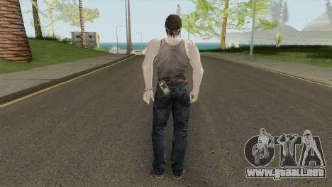 Billy Coen from Resident Evil Zero HD Remaster para GTA San Andreas