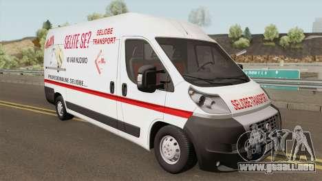 Fiat Ducato Mk3 Maxi Selidbe Transport para GTA San Andreas