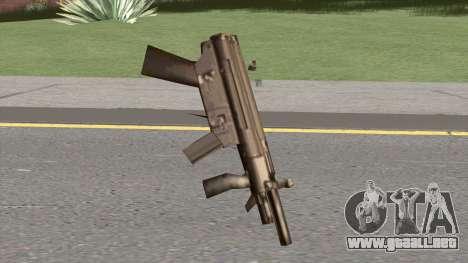 MP5 From GTA Vice City para GTA San Andreas