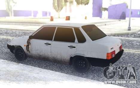 VAZ 21099 Roto para GTA San Andreas