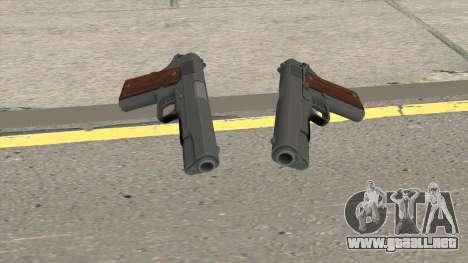 M1911 HQ para GTA San Andreas
