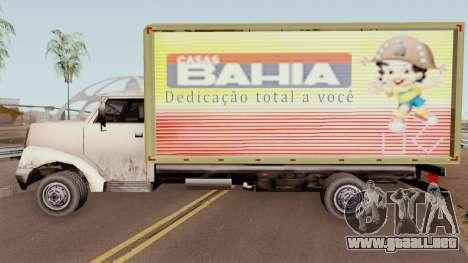 Yankee Service Truck TCGTABR para GTA San Andreas