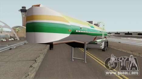 New Petro Trailer para GTA San Andreas