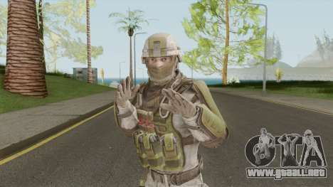 Medium Heavy (Spec Ops: The Line) para GTA San Andreas