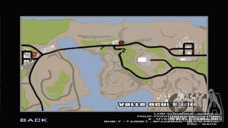 Gas Station Retextured para GTA San Andreas