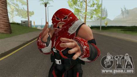 Juggernaut From Marvel Strike Force para GTA San Andreas