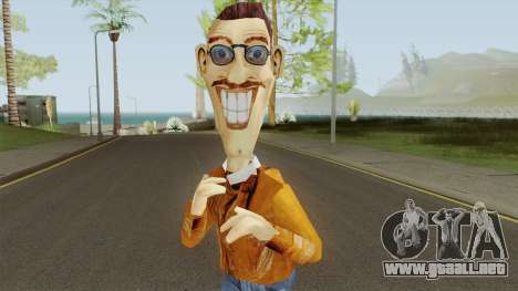 Gustave - 3D Movie Maker (Microsoft) para GTA San Andreas