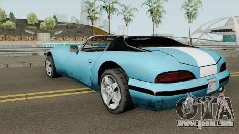 Banshee (PS2 Version) para GTA San Andreas