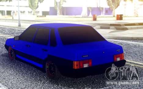 VAZ 2199 para GTA San Andreas