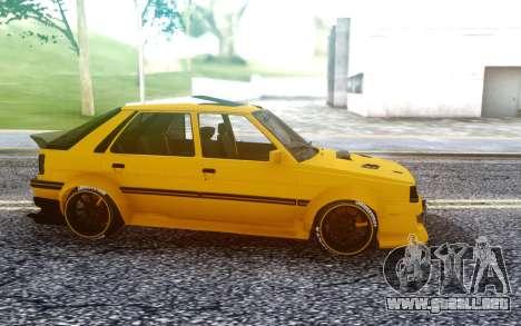 Proton Iswara para GTA San Andreas