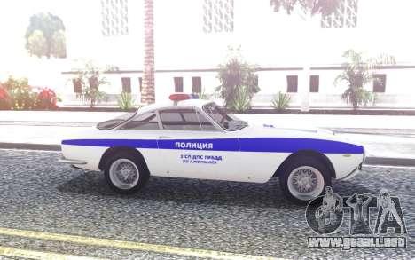 Ferrari F 250 GT - SB de la policía de tráfico para GTA San Andreas