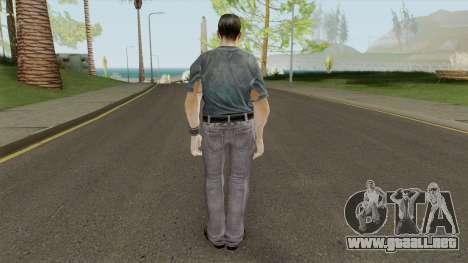 James Ramsey from Dead Rising para GTA San Andreas