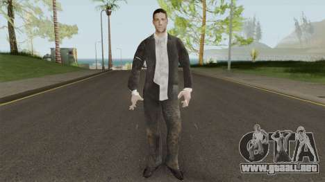 Lost Via Domus Jack para GTA San Andreas