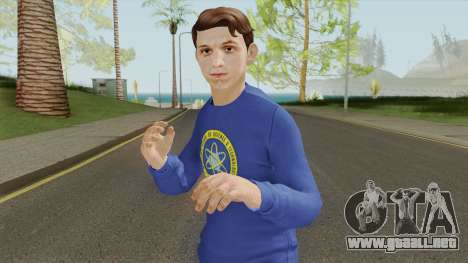 Peter Parker (Homecoming) para GTA San Andreas