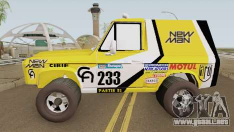 Aro 244 Dakar from Mamaia Vice para GTA San Andreas