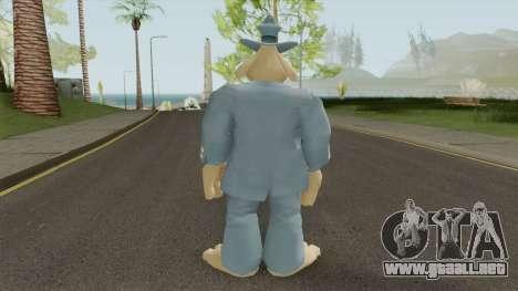 Sam (Sam and Max) para GTA San Andreas