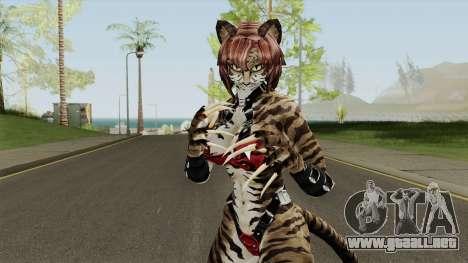 Marygold (Unreal Tournament 3 Cat) para GTA San Andreas