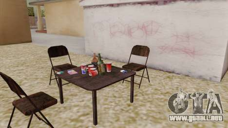 Westside Mob Piru Environment para GTA San Andreas