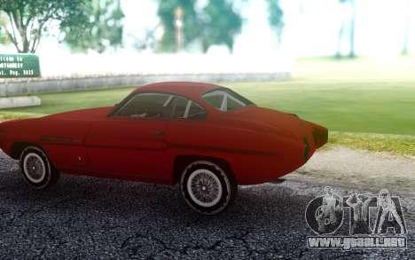 Fiat 8V Supersonic para GTA San Andreas