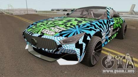 Benefactor Schlagen GTR GTA V para GTA San Andreas