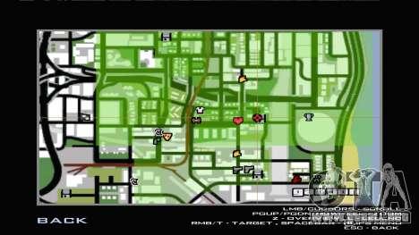 Casa Em CJ para GTA San Andreas
